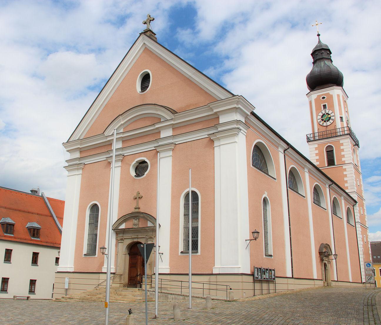 St Josef Cham